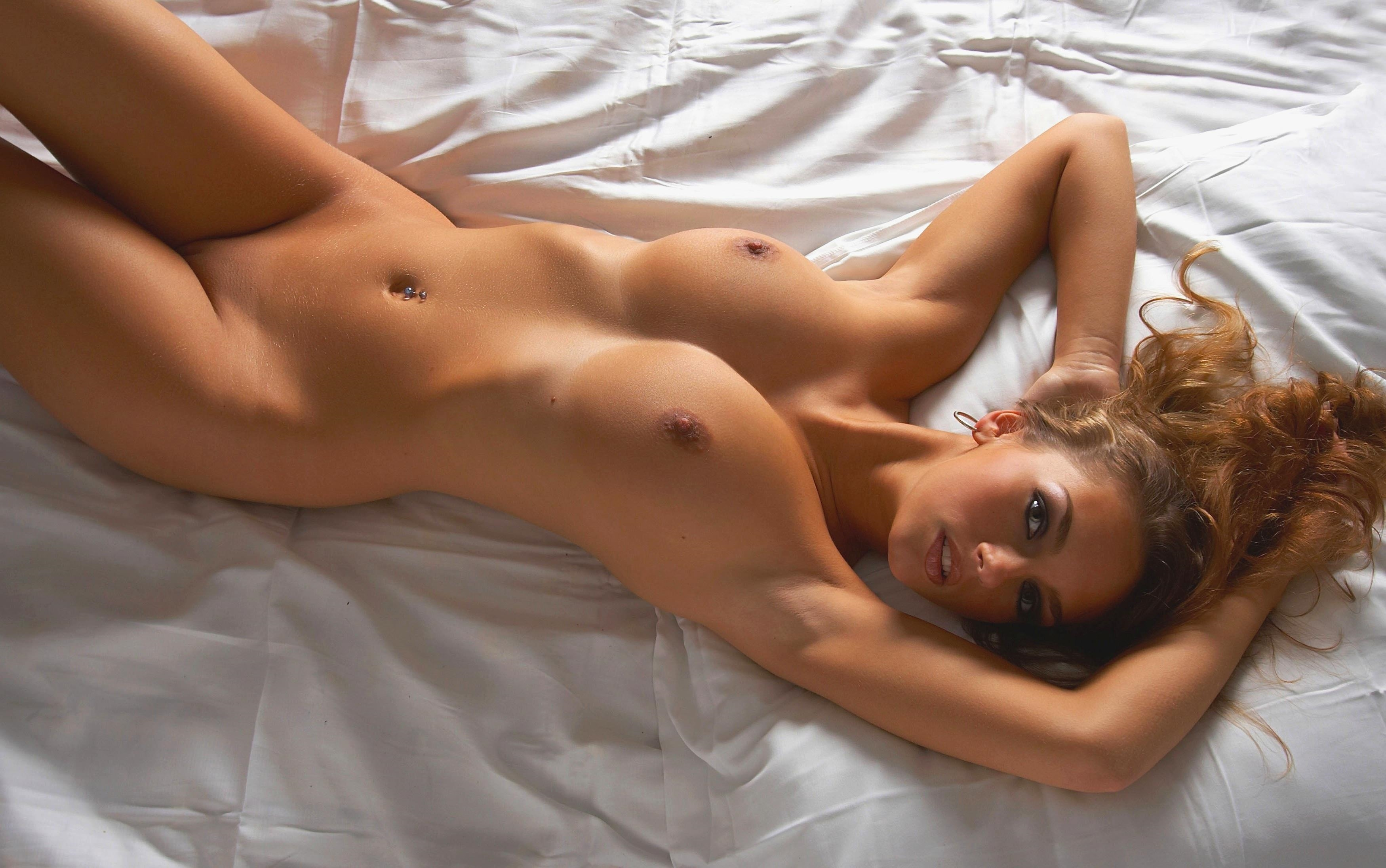Naked perfect woman