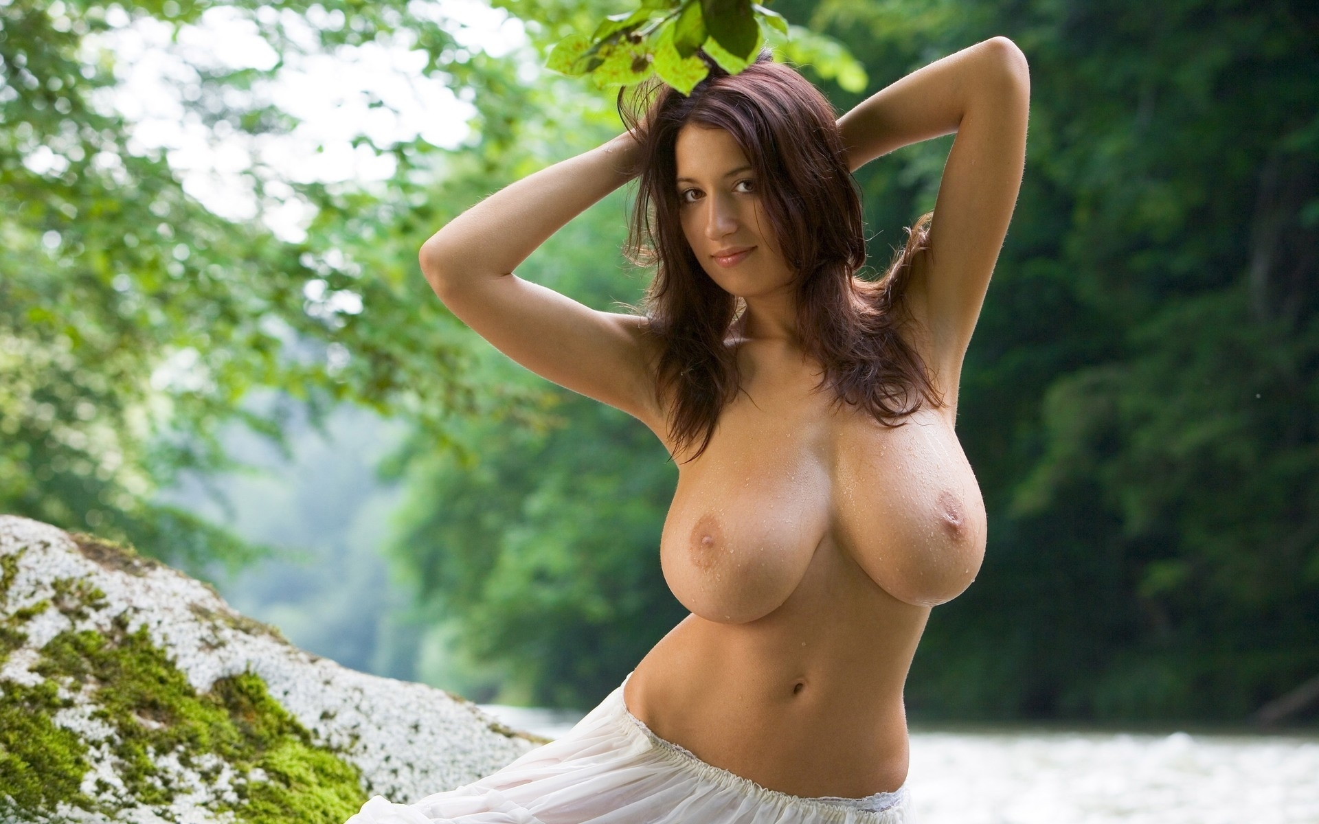 Russian naked boobs — 10