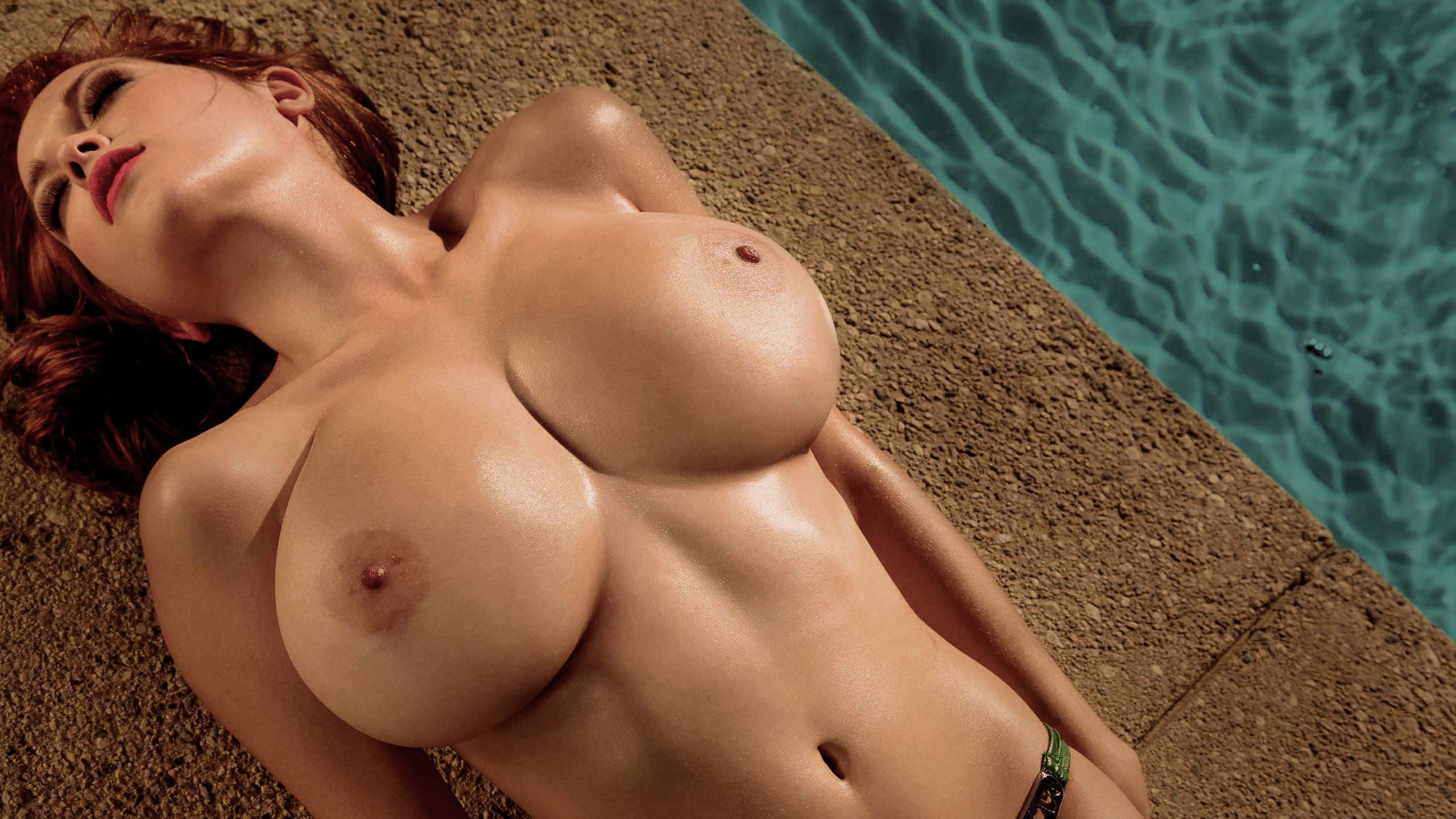 Sexy biggest boobs in the world nude