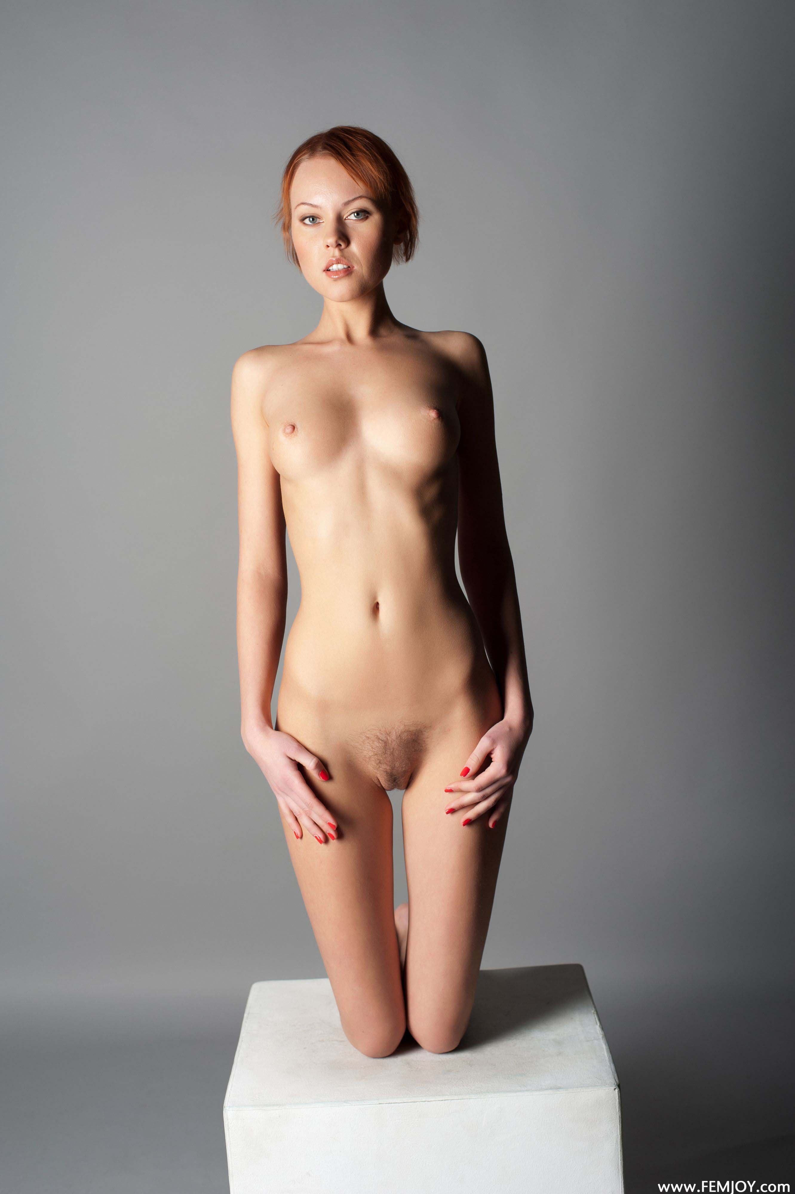 really-slim-nude