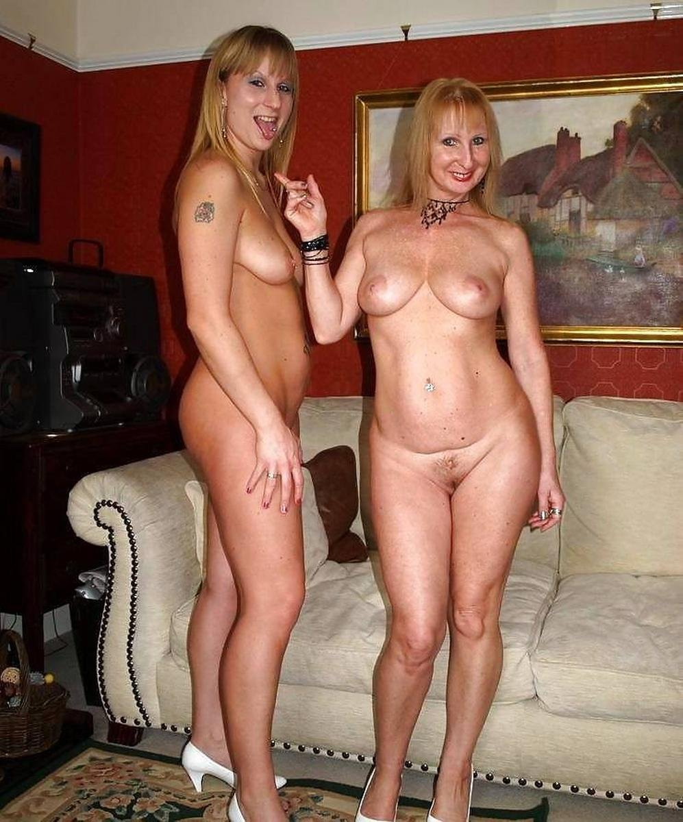 Mother and daughter erotica
