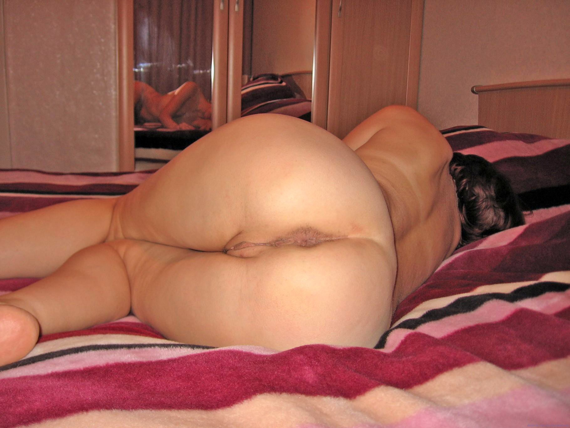 Wife Bare Ass Naked