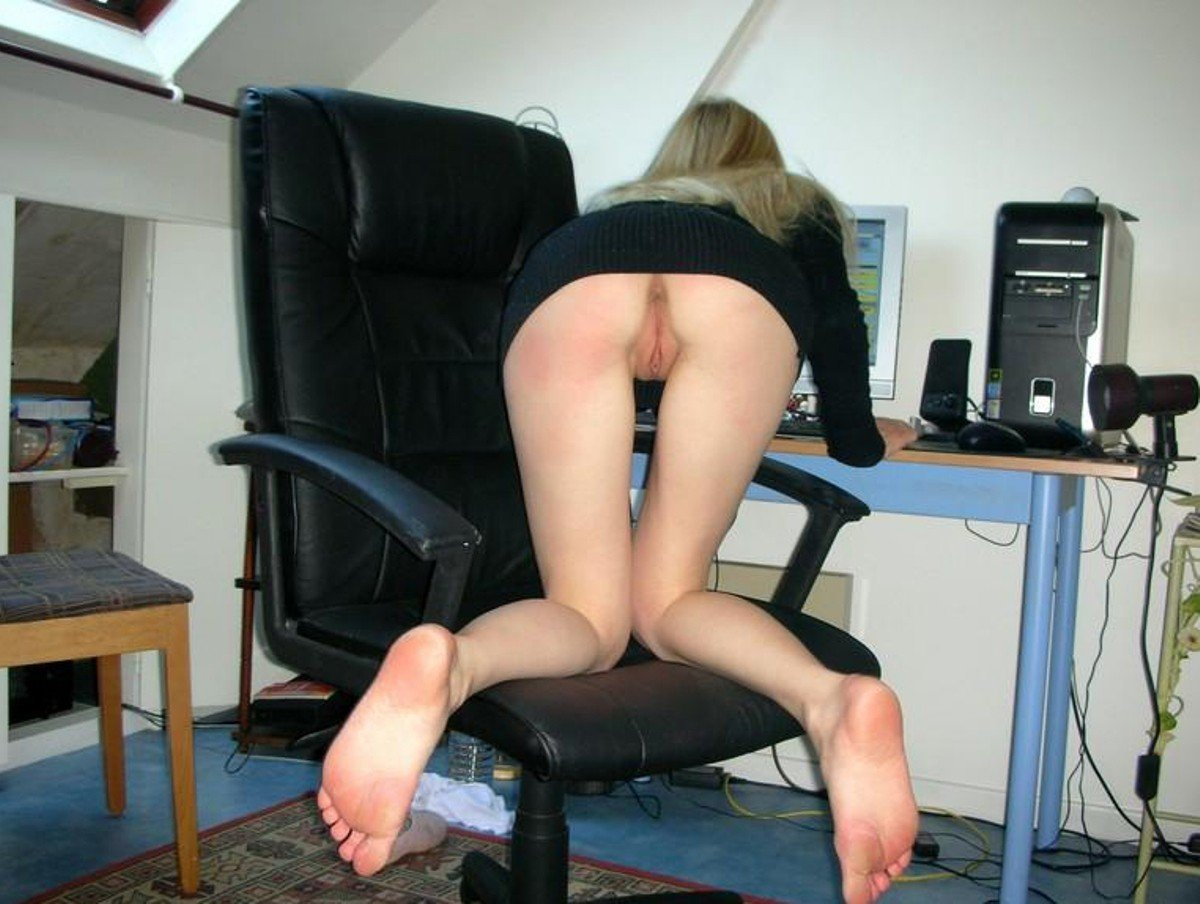 Milf bent over desk nude, hardcore holly naked