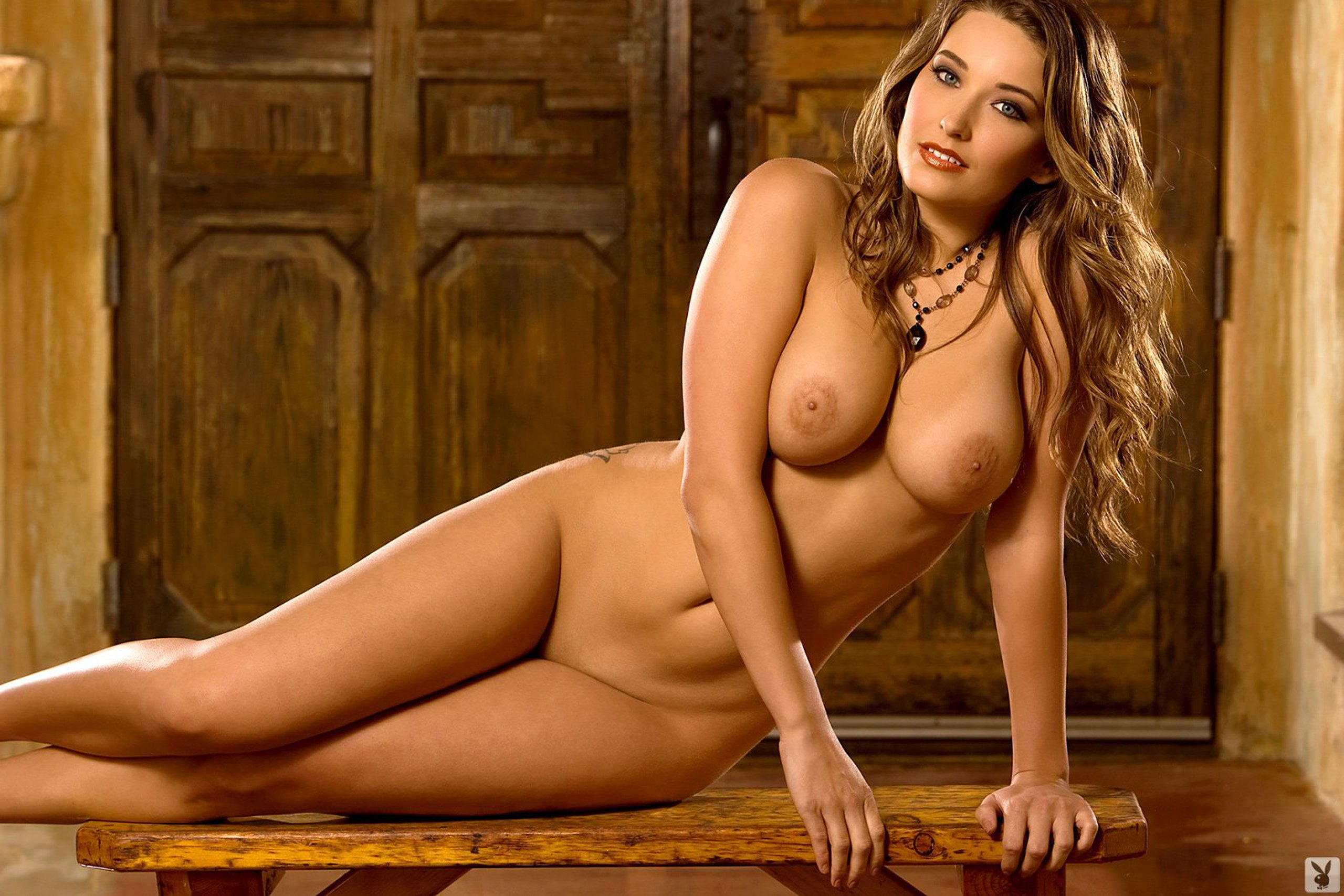 Hot naked sexy woman