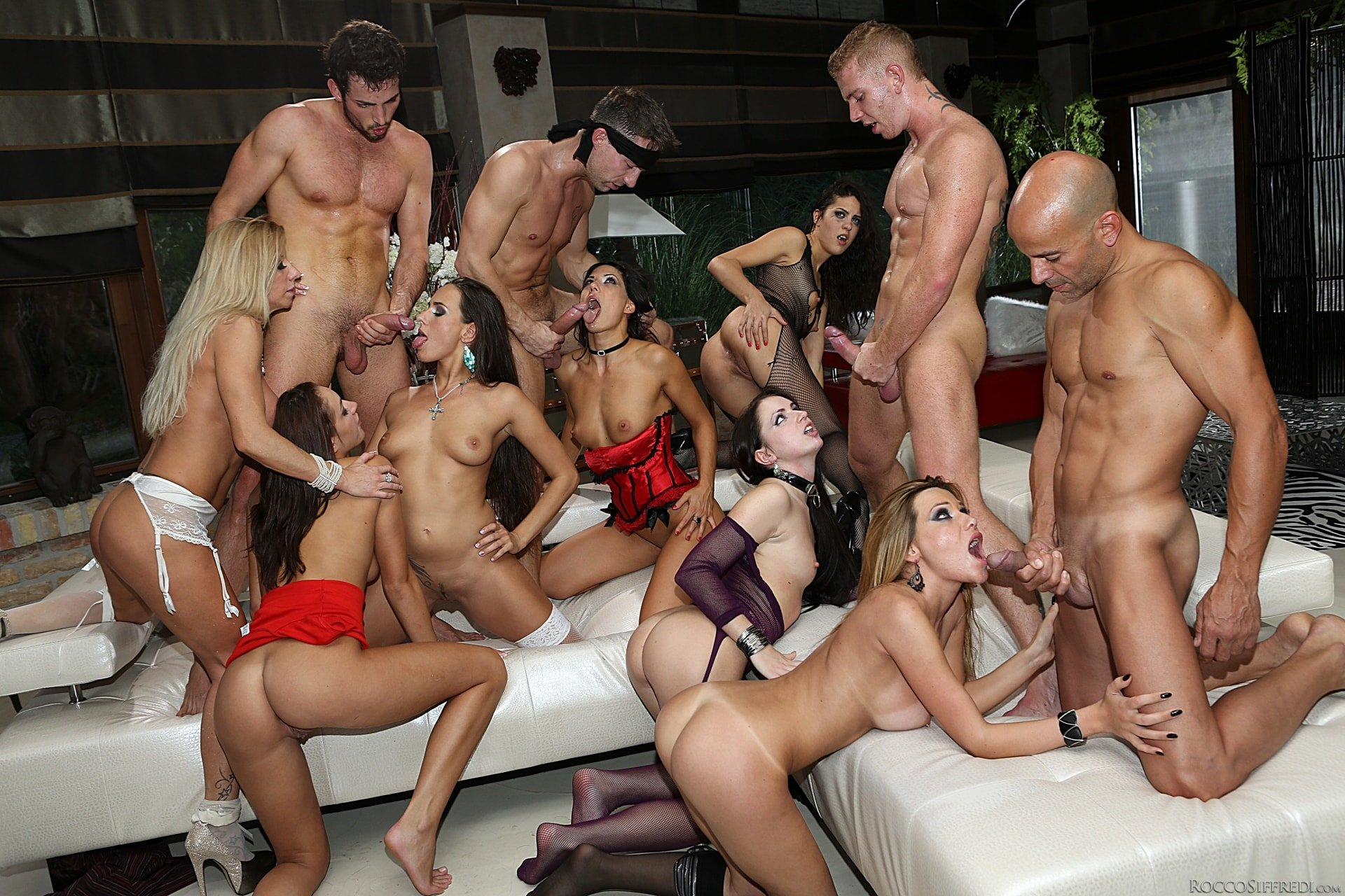 Great free orgy