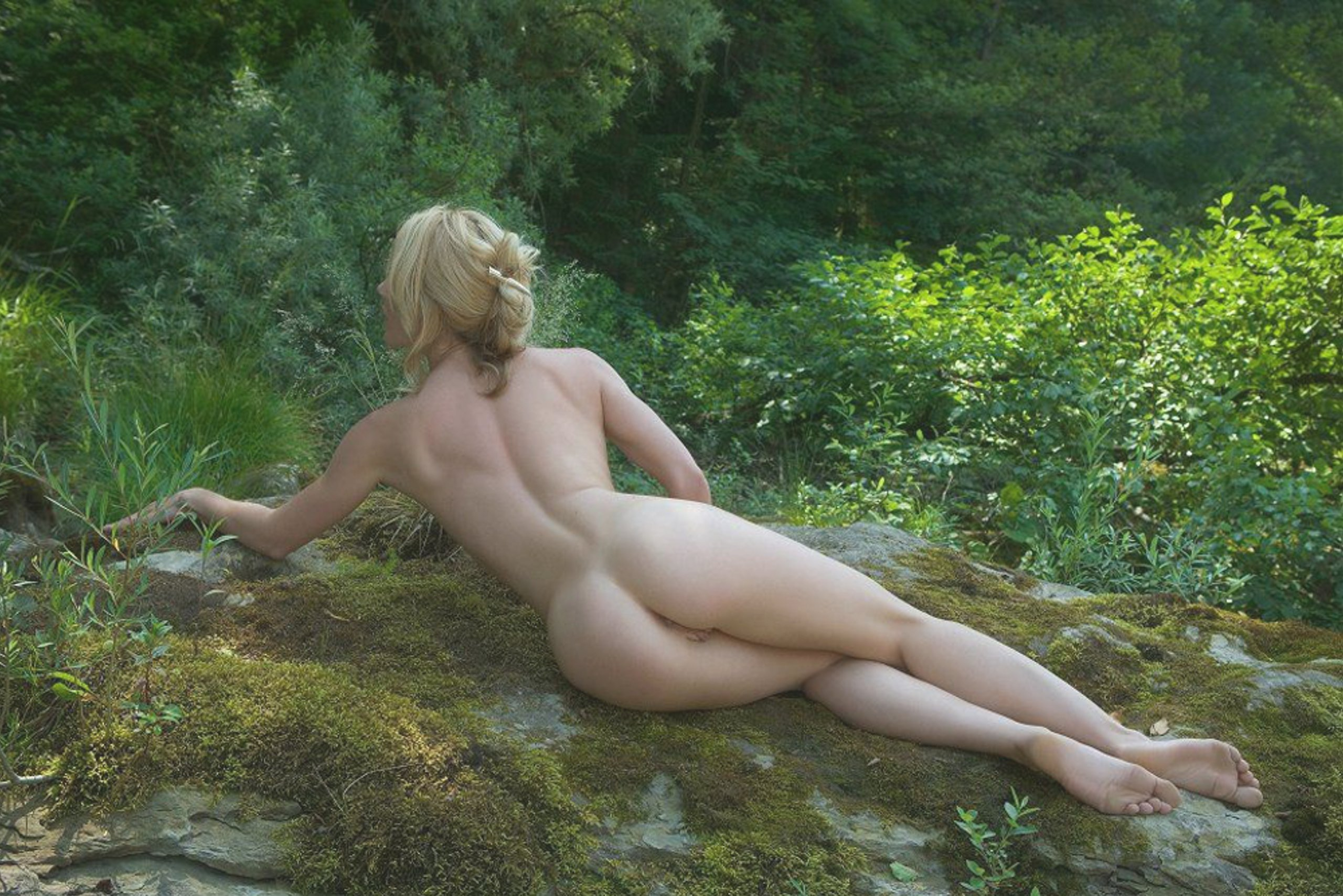 Nude lady and oregon