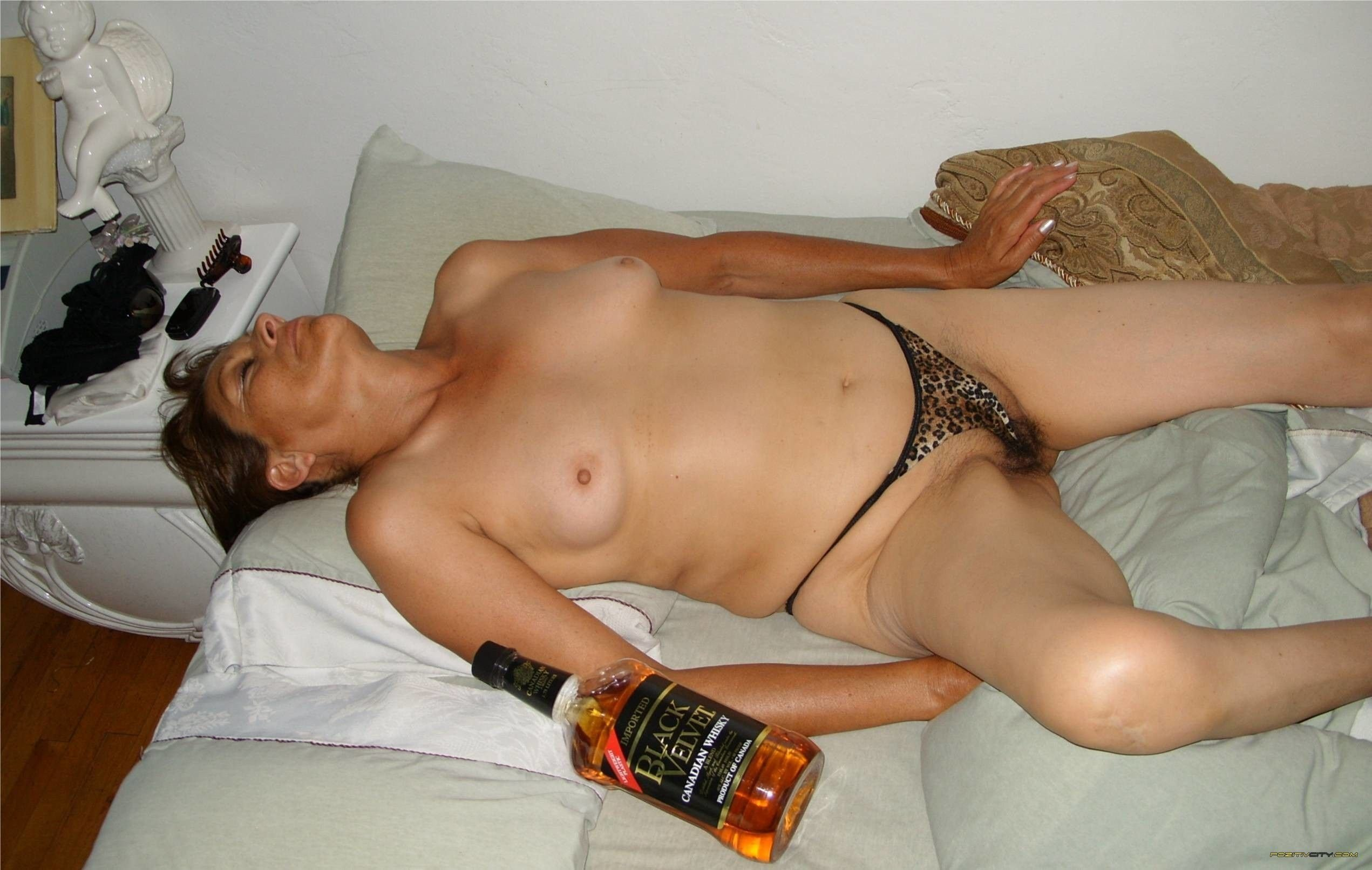 Real Drunk Mother Nude